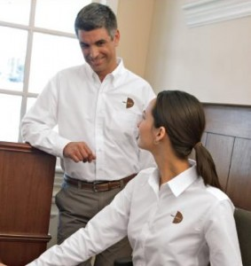 Embroidered Uniform Shirts