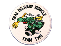 Seal Delivery Vehicle Team Two Patch